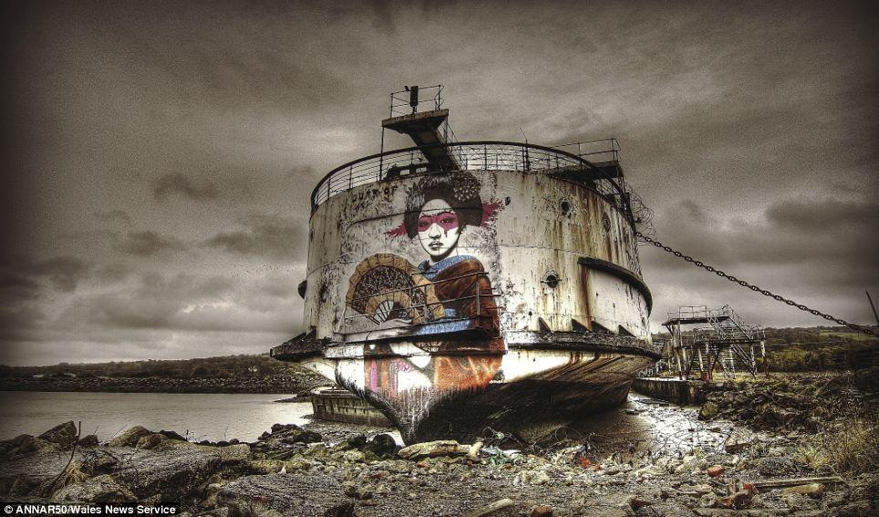 sternshipwreck