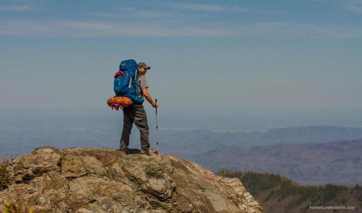 Appalachian Trail Thru-Hiker Sponsorship