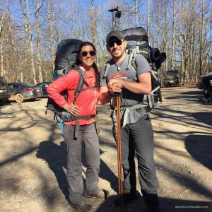 Sponsored Appalachian Trail Thru-Hikers