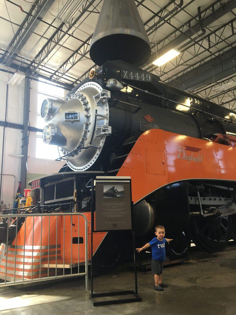 Oregon Rail 4