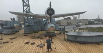Touring the USS North Carolina Battleship, Wilmington, NC