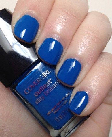 Covergirl Outlast Stay Brilliant – Out of the Blue