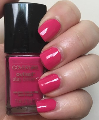 Covergirl – Tickled Pink