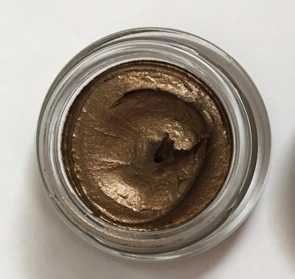 MAKE Beauty Molten Shadow in Bronze