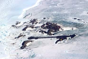 French Antarctic base Dumont d'Urville