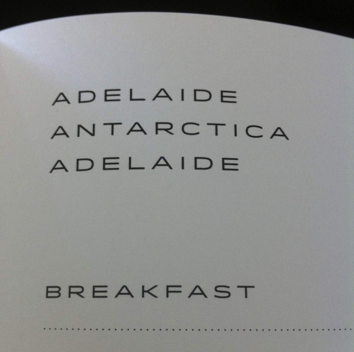 how to go to antarctica from singapore