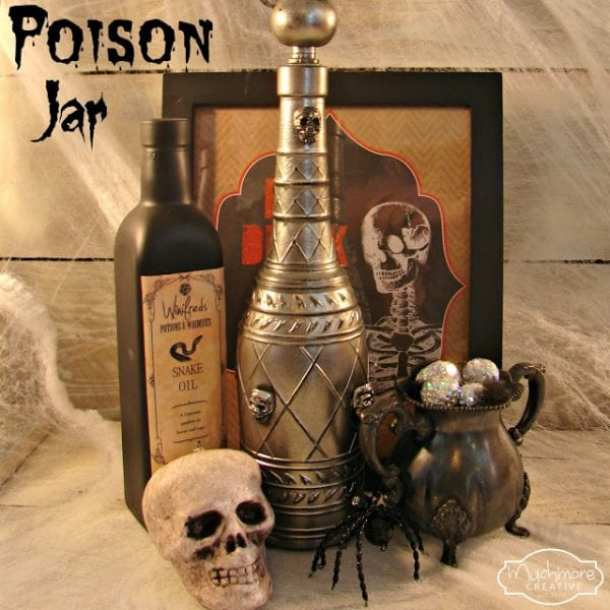 GIY Poison Jars - HMLP 58 Feature
