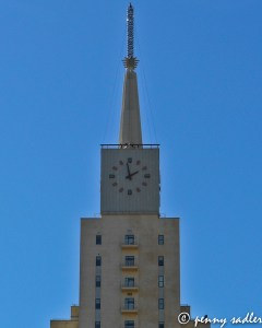 Mercantile Clock Tower ©PennySadler 2013