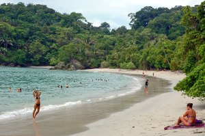 Manuel Antonio has some of the best beaches in Costa Rica