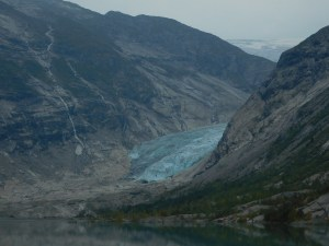 Jostedal Glacier, the largest in continental Europe