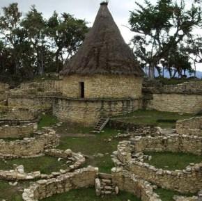 Kuelap, sitio arqueologico en Peru - Arqueología del Perú