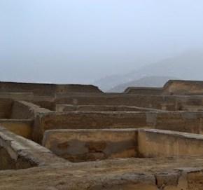 Cajamarquilla - Arqueología del Perú