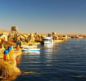 Lago Titicaca Puno - Destinos Turísticos de Perú