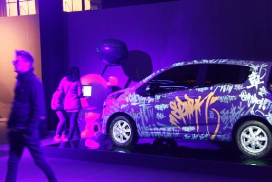Chevrolet China - SPARK MYSELF Launch Party (Inside the venue)