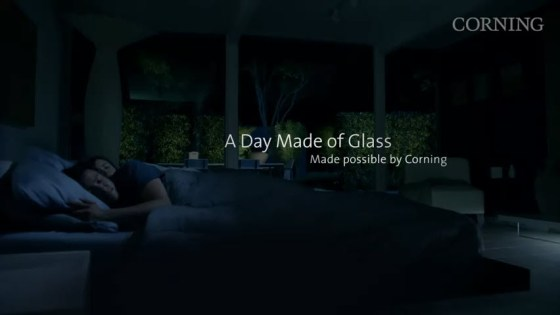 """Corning Incorporated's """"A Day Made of Glass"""" short video becomes viral on the Chinese internet."""