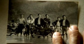 """Taiwan's TC Bank television commercial """"Dream Rangers"""": An old photograph taken at the beach when they were young."""