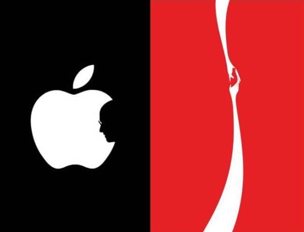 Hong Kong Steve Jobs Tribute Designer Creates Coke Poster In China