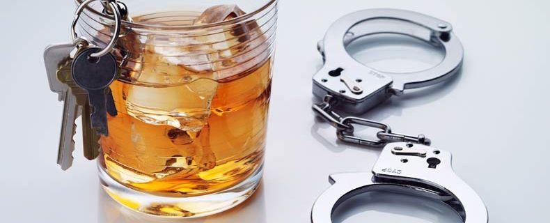 Alkohol a vodič