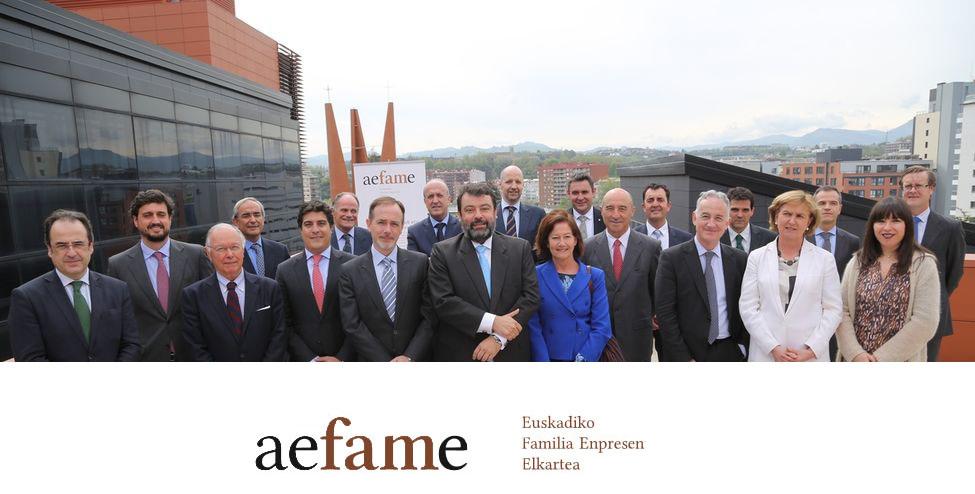 Asamblea AEFAME Faldón Euskera Web