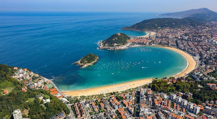 Bahía de la Concha (Donostia-San Sebastián)