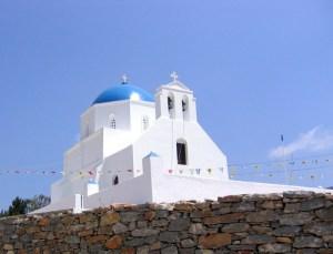 Agia Paraskevi @ Kato Meria, Amorgos