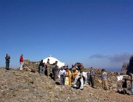 Η ανάβαση στο μοναχικό ξωκλήσι στις 14 Σεπτεμβρίου για μια αξέχαστη γιορτή