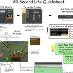 AR Stage Quicksheet
