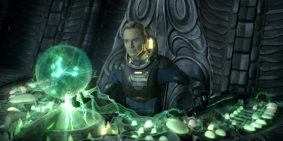 Prometheus: Afraid of its Own Ideas? (3/5)