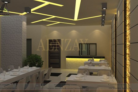 cafeteria design by aenzay 4