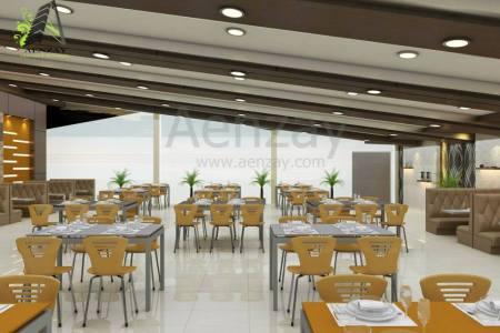 offi cafeteria design 3