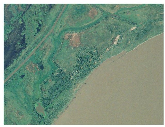 Fort St. Philip in Plaquemines Parish, Louisiana (USDA, 2007_