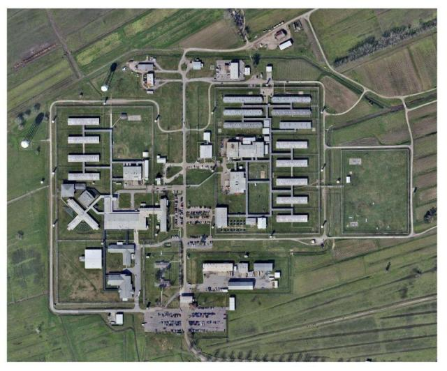 Elayn Hunt Correctional Center (Aero-Data, 2016)
