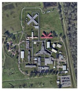 Louisiana Correctional Institute for Women (Aero-Data, 2016)