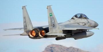 Saudi-air-raid-kills-at-least-30-Yemeni-pro-govt-fighters