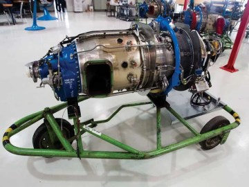GE Takes On PT6 Engine With Adv Turboprop