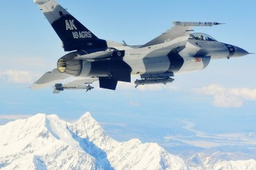 Indonesia May Order F-16s, Lockheed Martin Says