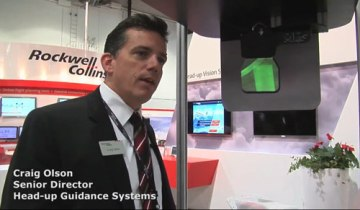 Rockwell Collins at NBAA 2015