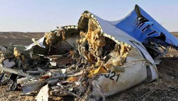 Russian Egypt crash airline blames 'external' factors