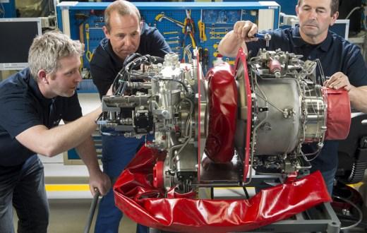 Bell 505 Arrius 2R engine
