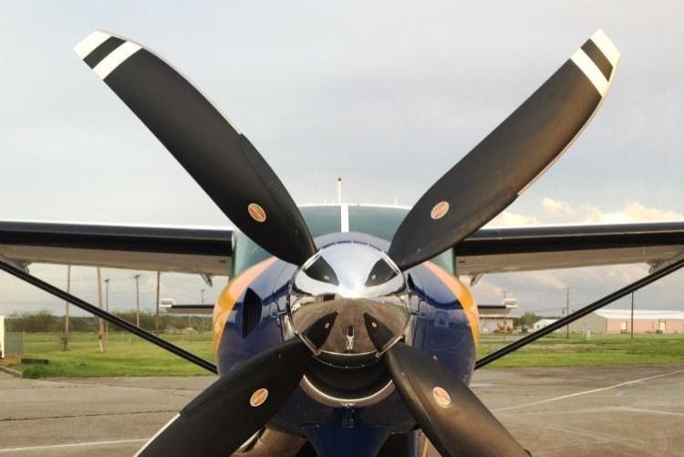 Hartzell Propeller Receives Amended STC for TKS-equipped Cessna Caravan Fleet