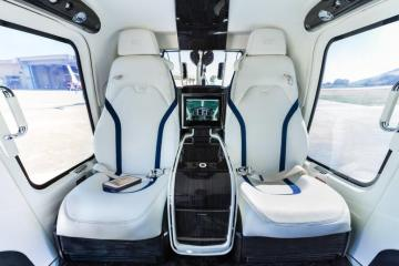 MAGnificent Interior for Bell 505 Jet Ranger X