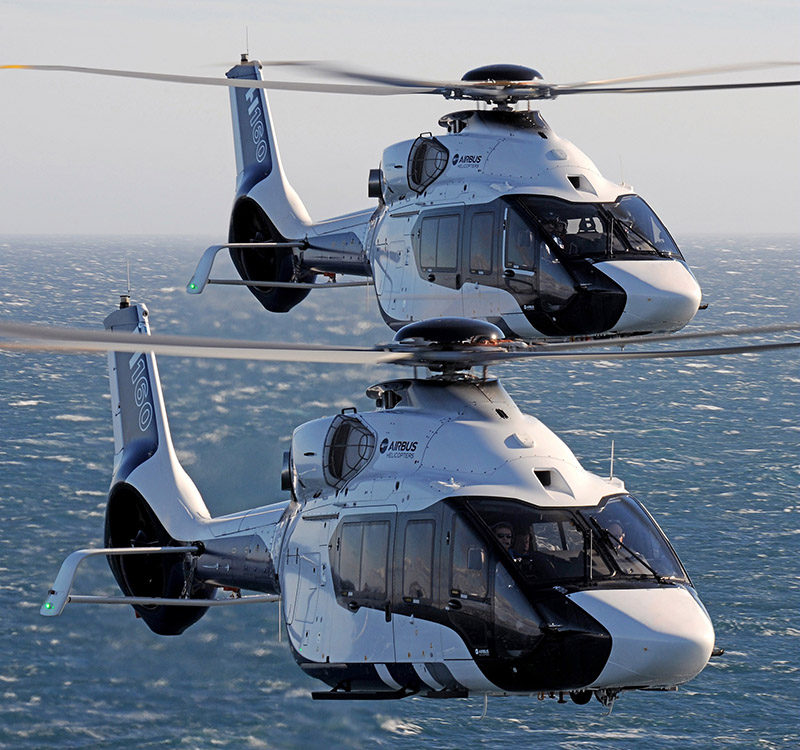 Airbus Helicopters spotlights latest rotorcraft technologies at Rotorcraft Asia
