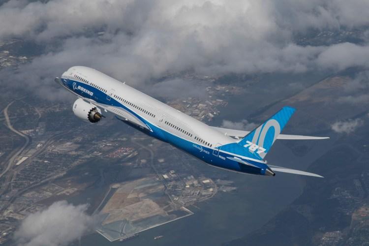 The 787 Dreamliner