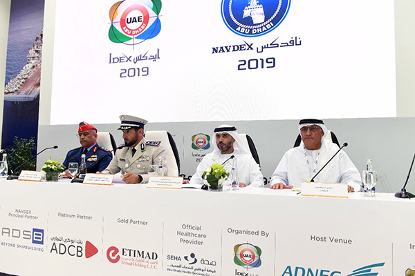 IDEX and NAVDEX 2019 Conclude with UAE Armed Forces Registering Deals Worth AED20 Billion