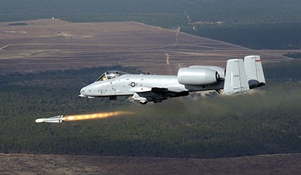 air to surface missile