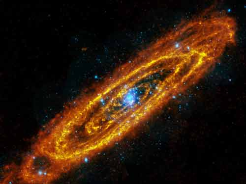 Andromeda Spiral Galaxy