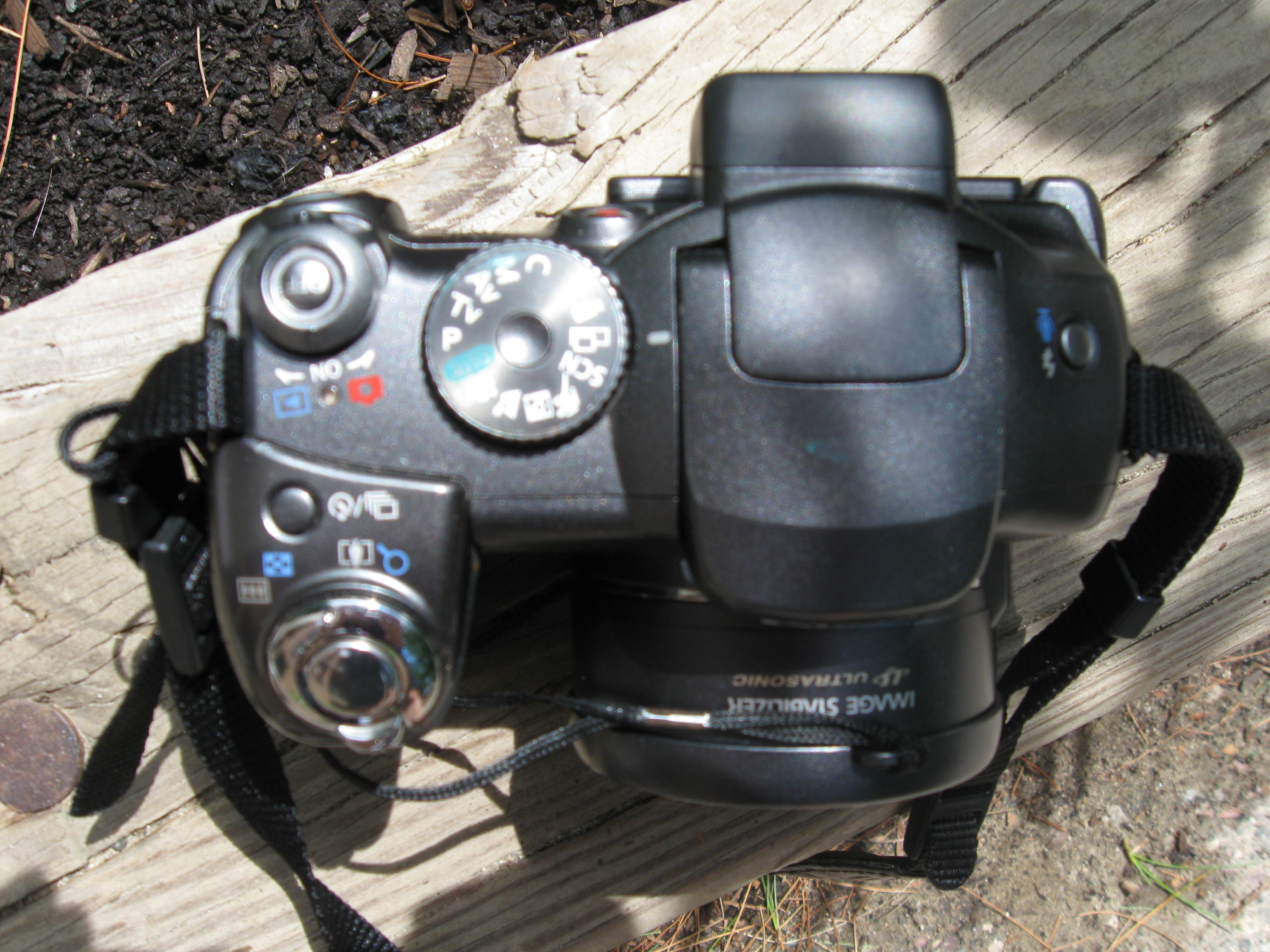 Fullsize Of Canon Powershot S3 Is