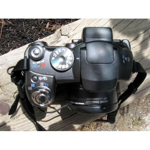 Medium Crop Of Canon Powershot S3 Is