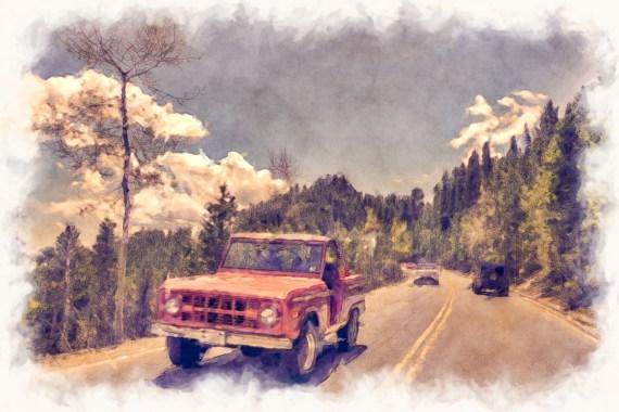 Road to Estes