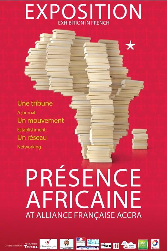 Exhibition : Présence Africaine